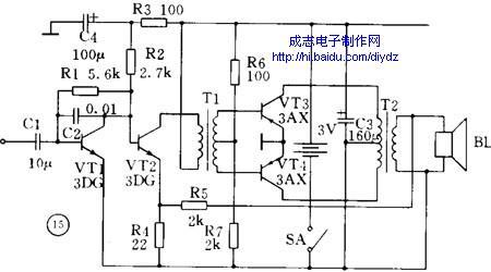 如何看懂电路原理图3  - 快乐使者 - lik123123的博客