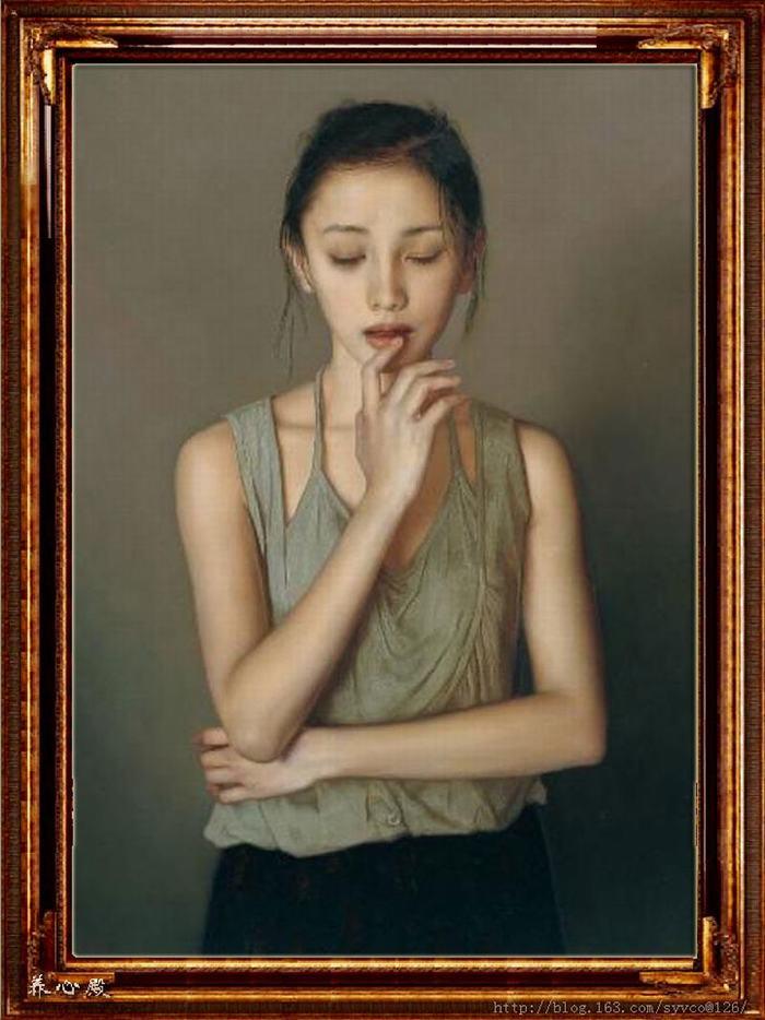引用 当代油画家李贵君作品欣赏 (一) - 端木秀禾 - 端木秀禾的博客