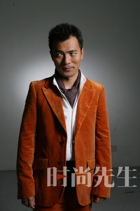 黄健翔的高潮 - 《时尚先生》 - hiesquire 的博客