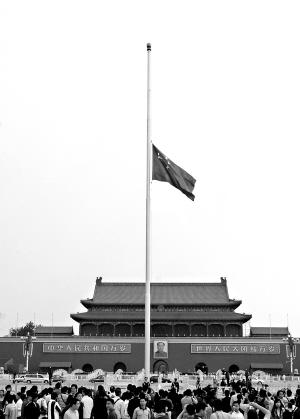 中华哀恸  五洲同悲 - 刘放 - 刘放的惊鸿一瞥