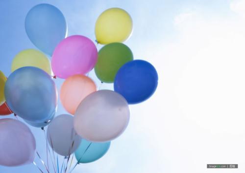 气球 - rdlittleghost - 記 日