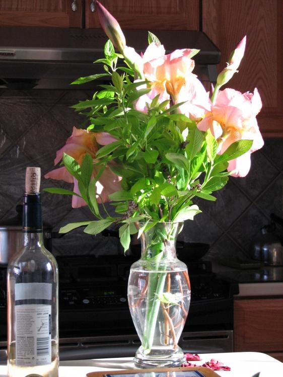 Life is a basket of flowers - 霜晨 - 霜晨的博客