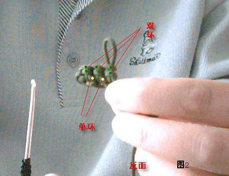 引用 三角形包带和圆形包带的钩法 - 梨园春色 - 秋天的果实