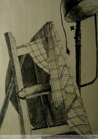童画童心08秋季素描作品展(持续更新) - 童画-童心儿童美术 - 童画-童心儿童美术