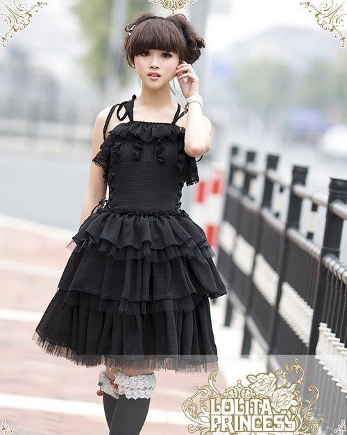 洛丽塔服装设计大全--上海服装设计闻瑞训练营发布 - 闻瑞服装培训 - 闻瑞服装运营培训谷