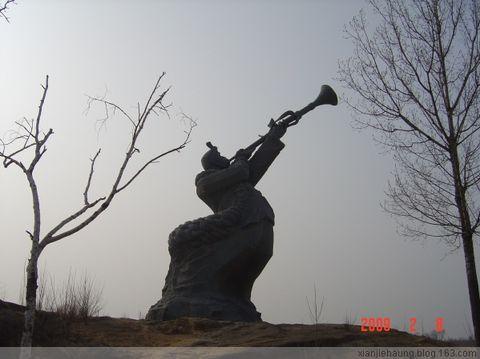 《原创》漂走陕北(2)榆林镇北台怀古 - 水上漂 - 水上漂的博客