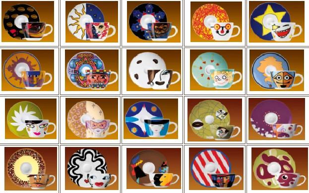 个性咖啡杯 装点纷繁生活 - 潇彧 - 潇彧咖啡-幸福咖啡