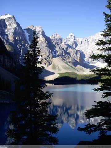 [原创] 加拿大西部风光欣赏(1):冰积湖 - 阳光月光 - 阳光月光