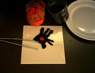 引用 纸浆画制作步骤(引用自黑龙江周遵岩老师课例) - shulinxian - shulinxian 的博客