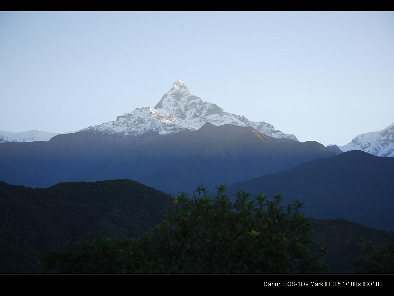 雪山 湖泊 寺庙____尼泊尔之旅(三) - 西樱 - 走马观景