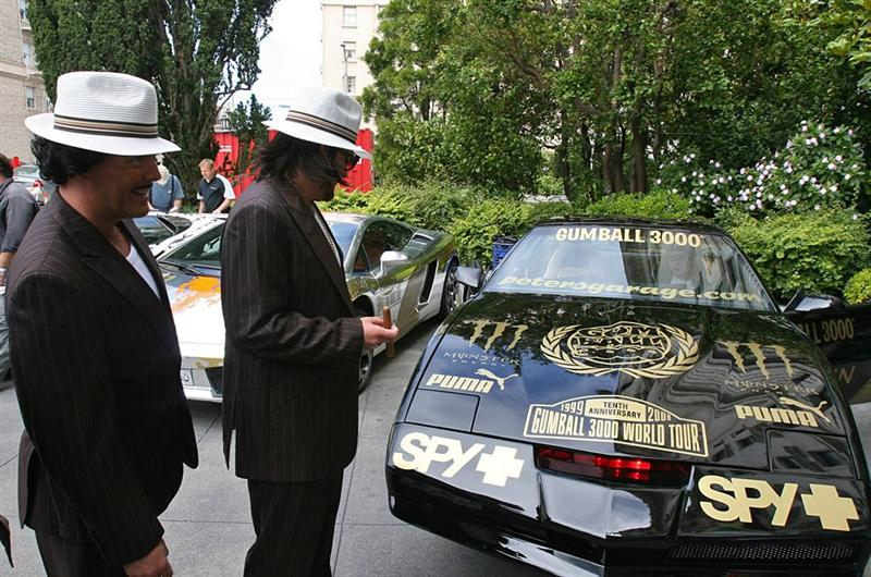 国外奢华车队入境看北京奥运(2) - lx3com - lx3com太上老君的博客