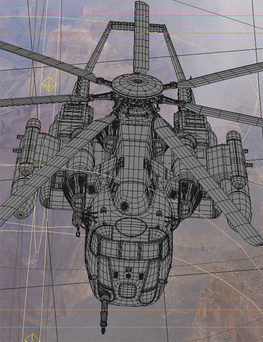 山寨种马CH-53 - KAZIMA - KAZIMA    CG烂页