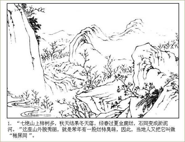 河北美版西游记连环画之二十六 【七绝山】 - 丁午 - 漫话西游