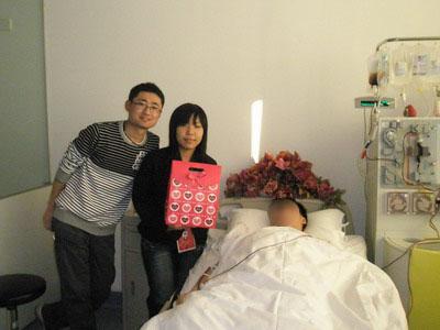 [随笔]因为有你,这个冬天不太冷-第72例供者的故事 - 北京之家 - 北京红十字造干志愿者之家