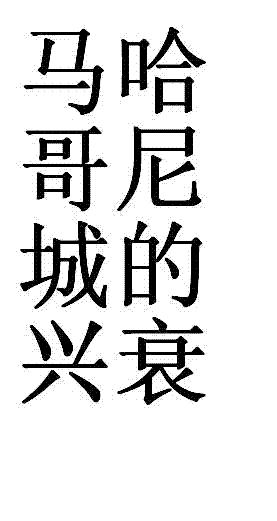 马哈哥尼城的兴衰 - 赵宁宇 - 赵宁宇 乌衣巷里醉平生