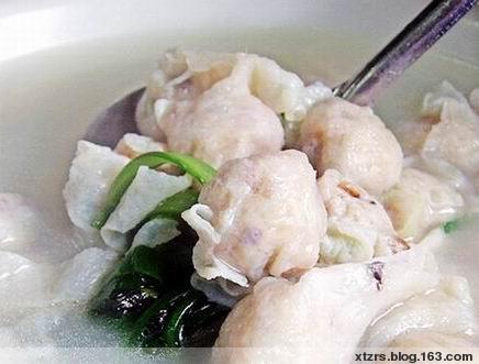 【随笔】冬日品鱼包 - 湛汝松 - 新塘拾贝