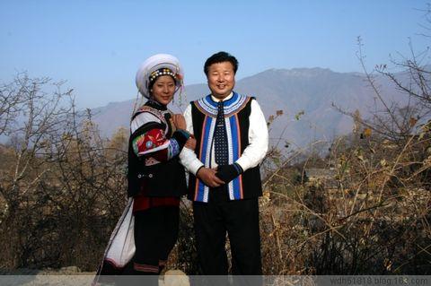 """尔苏人的""""师日啊卓"""" - 王老师 - 尔苏藏族文化"""