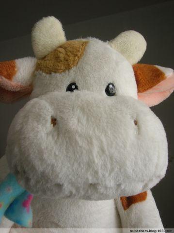 等牛牛长大,我们就有干净的牛奶喝了 - 秋千索 - 我爱小清新
