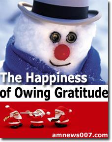 圣诞·感恩的喜悦 - 王鹏越 - 阿魔的超媒体观察