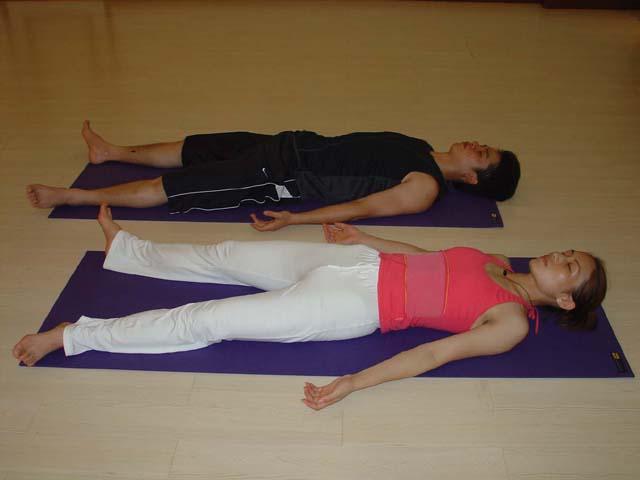 在家里练瑜伽。26式真人演示版图片教程 - 黑玫瑰兰妮 - 黑玫瑰兰妮的博客