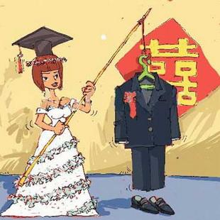 婚姻与学历 - 阿俊 - Caution! Im Johnson