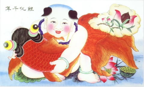 中国年文化 - krazy_doll -