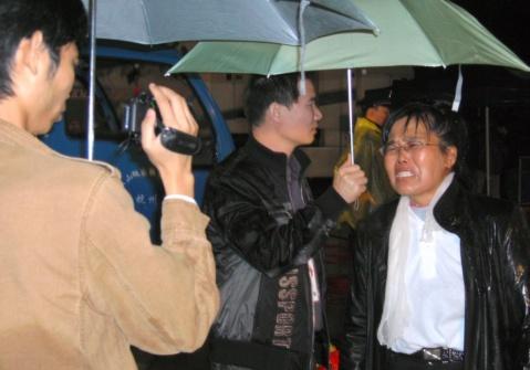 心碎的离散 雨中的期盼(图文) - 大樹 - 宝贝回家 公益事业