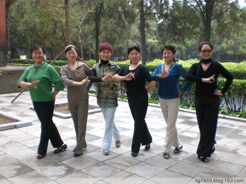 铁五师战友2007年国庆洛阳聚会剪影(1)【铁道兵kg7659】 - 铁道兵kg7659 - 铁道兵kg7659