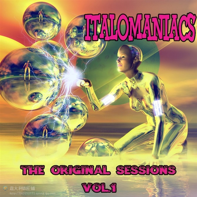 VA-Italomaniacs - The Original Sessions vol.1-11 (2009) - 意大利铁匠 - 分享劲爽节奏--XINBO21