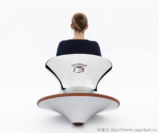 陀螺椅 - 何泛泛 - 何泛泛|IT独唱团