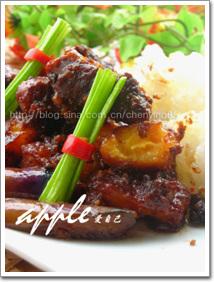 分享一种快速煮咖喱法(香蕉):果香四溢咖喱鸡饭 - 可可西里 - 可可西里