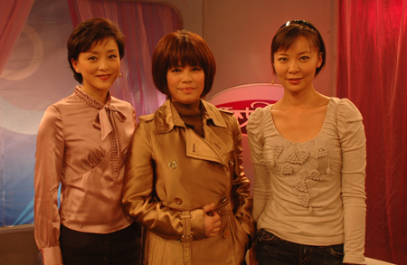 【天下女人】编导手记:蔡琴,不老的声音 常开的花 - yanglan2008329 - 杨澜