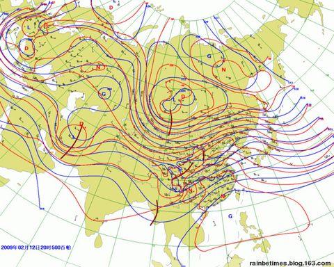 关于2008-2009冬季冷暖预测的初步检验 - 如是 - 如是博客