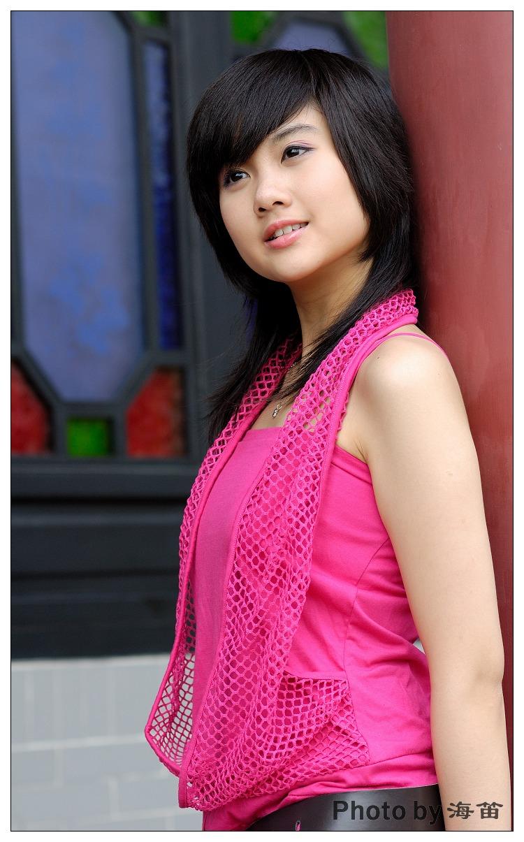 yinyong:漂亮妹妹 - 乐乐 - jifeng863的博客