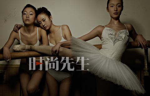 钢库时代的女体(下) - 《时尚先生》 - hiesquire 的博客