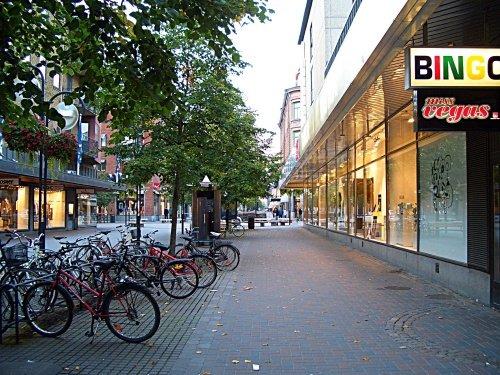 瑞典小镇____卡尔斯塔德 - 西樱 - 走马观景