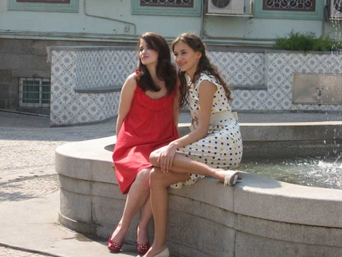 濠江街头的艳遇:西洋美女 - casanouva - casanouva的博客