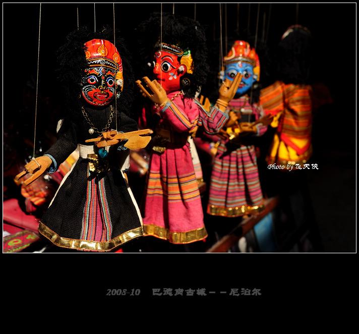 [原摄]扯线木偶--尼泊尔(4)巴德岗古城 - 飞天侠 - 飞天侠的摄影视界