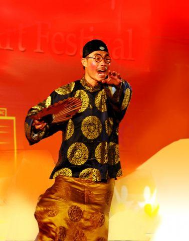 (原创)第七届中国国际民间艺术节之五 - 高山长风 - 亚夫旅游摄影博客