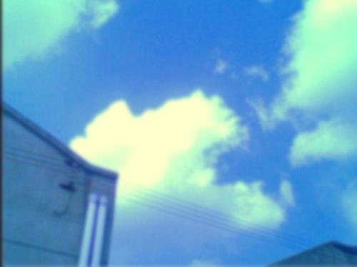 天空,很蓝 - 张羽魔法书 - 张羽魔法书