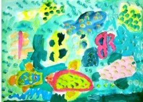 不同的画代表不同的教学理念与审美观念 - 海培艺术儿童 - 海培艺术儿童