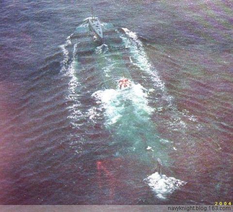 (原创)潜艇、航母之争! - 亮★艦! - Sea Quiver