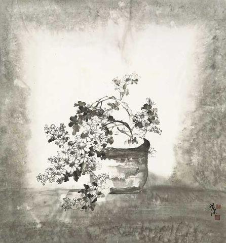 画之境 - 画家 浩深 - 黄浩深中国画艺术博客