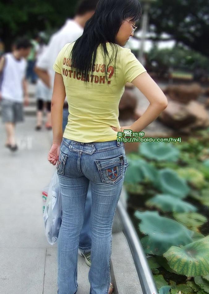 【转载】黄衣牛仔翘臀(YGT经典作品) - zhaogongming886 - 东方润泽的博客