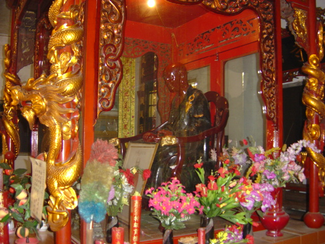中国各大寺庙对联 -  - 思绪 - 思绪