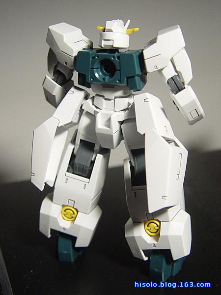 【模型】Seravee Gundam 1/144 完成 - SOLO - Solos Space