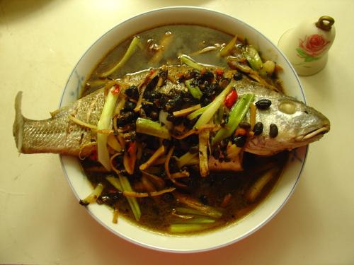 今晚巫家菜0001:念旧豆豉鱼 - 巫昂 - 巫昂智慧所