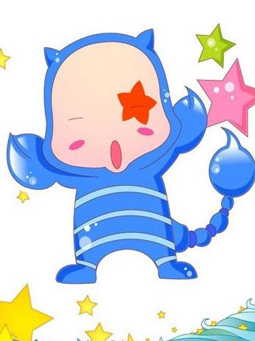 第一名:天蝎座