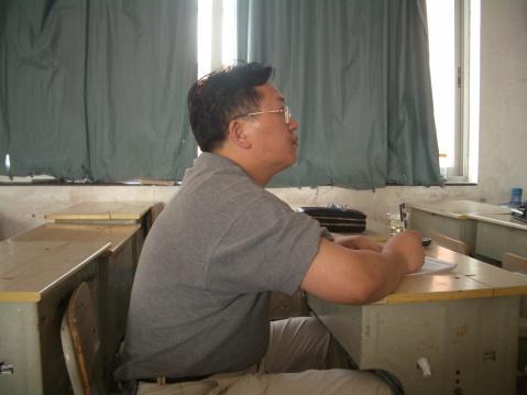 省特级教师携手农村活动戴加平老师到江山 - 衢州高中历史教研 - 衢州高中历史、初中思品教研博客