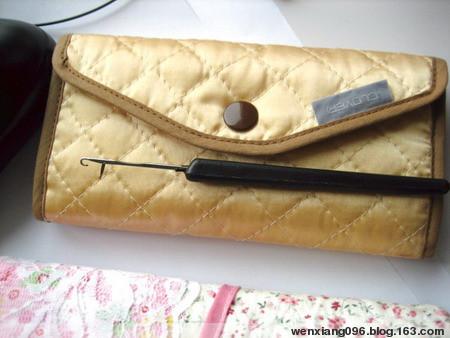 09年1月23日  我的钩针和工具包 - wenxiang096 - 闻香的博客